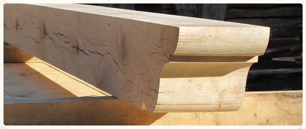 Maderas puenfer madera de roble para carpinter a y - Vigas de roble antiguas ...